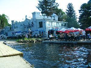 The Castle Tavern Marina Greenwood Lake Ny