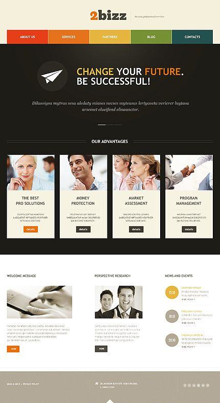 Template 46906 business responsive wordpress theme with homepage best wordpress business themes for your business website check out these best and responsive business wordpress themes and get one for your website now accmission Gallery