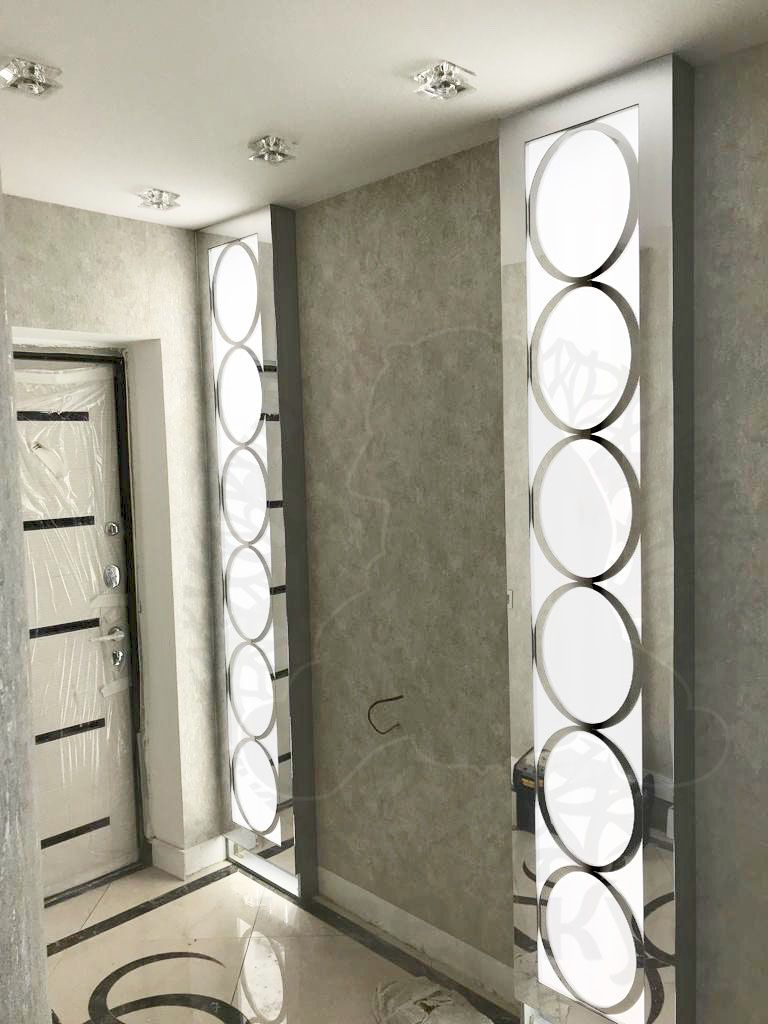MirrorPanel   Интерьер, Декор, Отделка  Простой Интерьер Рисунок