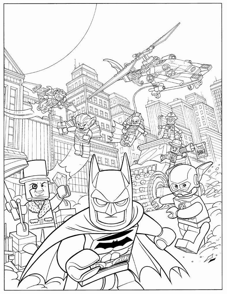 Lego Justice League Coloring Pages For Kids In 2020 Lego Movie Coloring Pages Superhero Coloring Pages Lego Coloring Pages