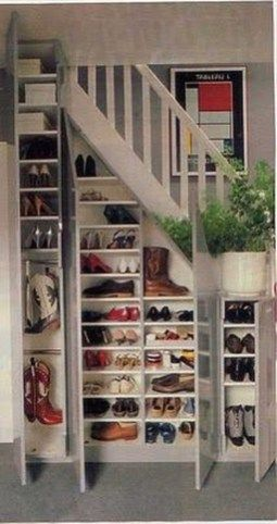 20+ Super Excellent Ideas How To Use The Space Under The Stairs