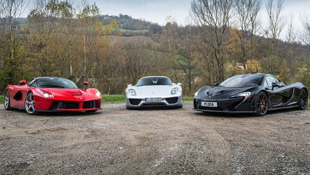Laferrari Vs Mclaren Vs Porsche The Verdict Bbc Top Gear