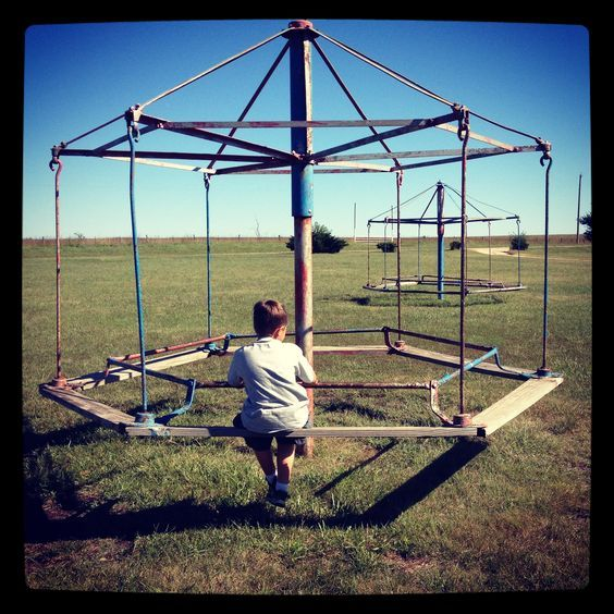 Image Result For Old Dangerous Playground Equipment Old