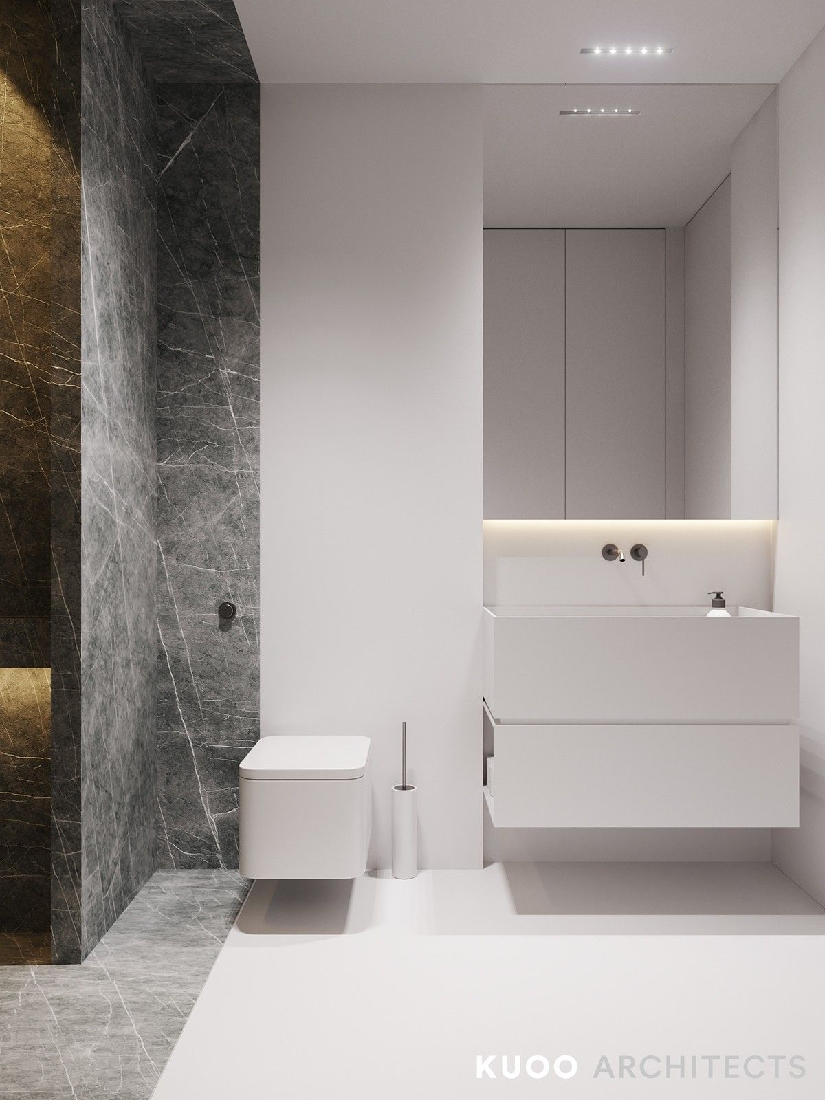 COCOON bathroom design inspiration | high-end stainless steel ...