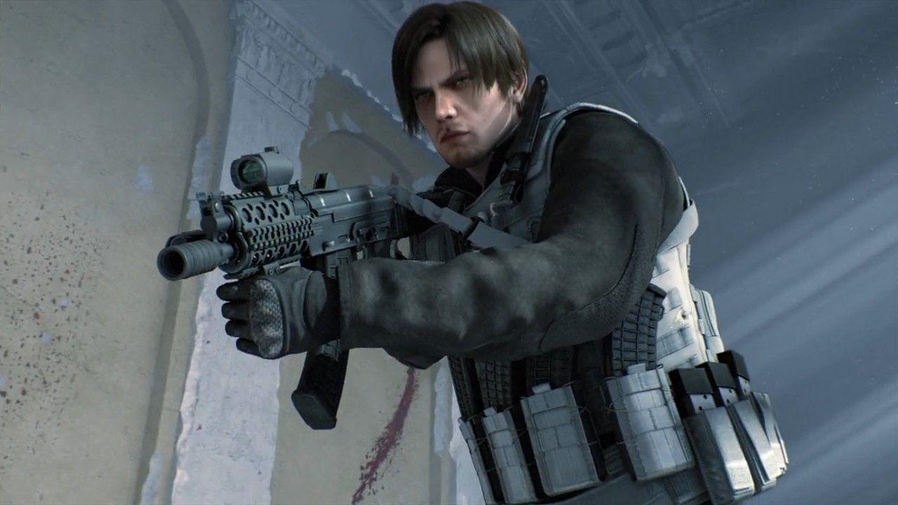 Re Damnation Leon S Kennedy Resident Evil Filmes Novos Filmes