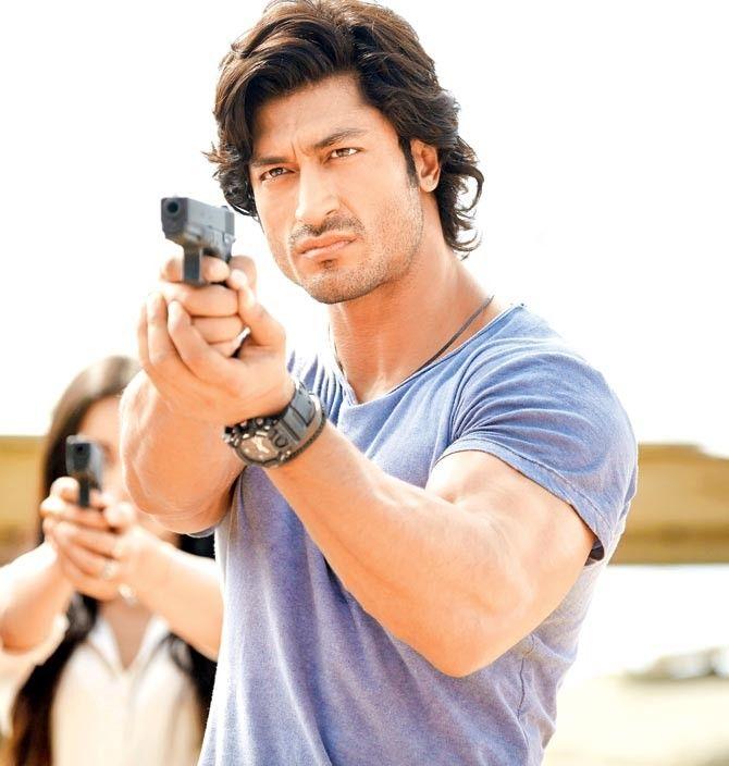 Favorite Movie Commando2 Vidyut Jammwal Vidyut Jammwal