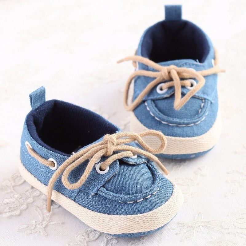 Canvas Jeans Sneakers