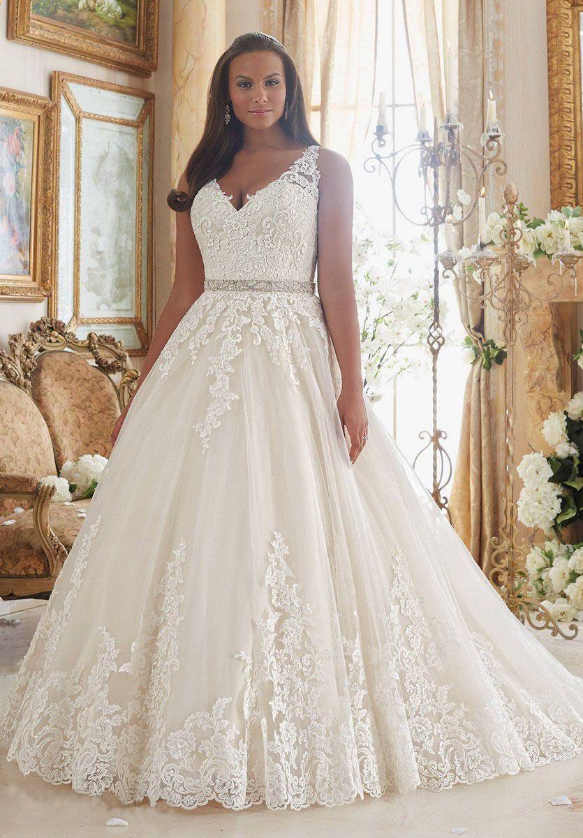 Mori Lee Julietta 3208 Wedding Dress Wedding Dresses Ball Gowns Wedding Plus Size Wedding Gowns [ 1200 x 835 Pixel ]