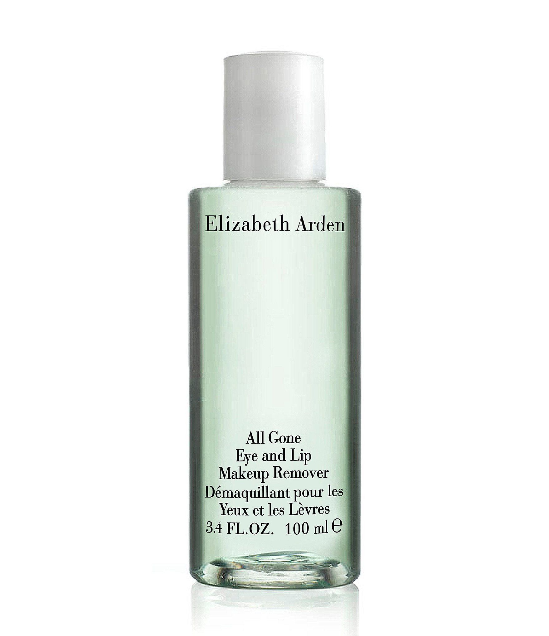 Elizabeth Arden All Gone Eye and Lip Makeup Remover in