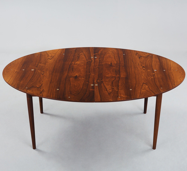 Kinsella Coffee Table: Finn Juhl // Niels Vodder // Judas Table