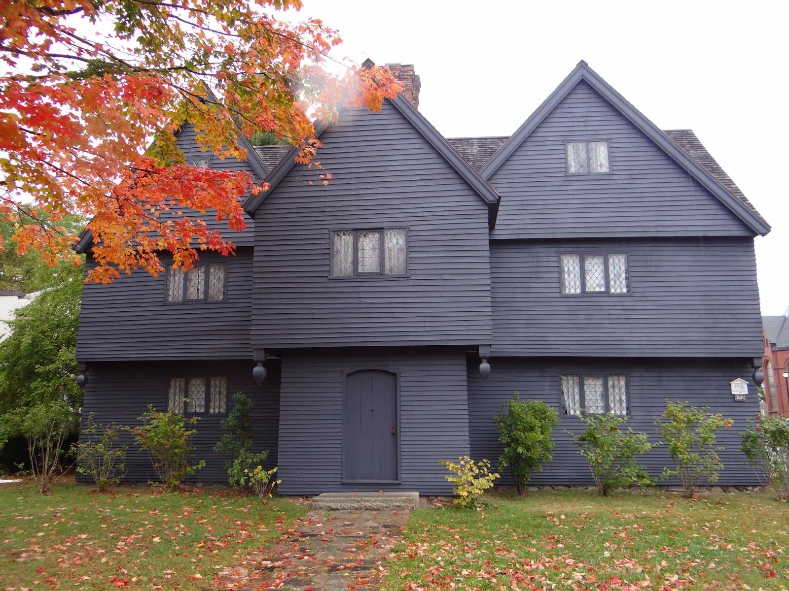 Season of the Witch (With images) | Massachusetts travel ...