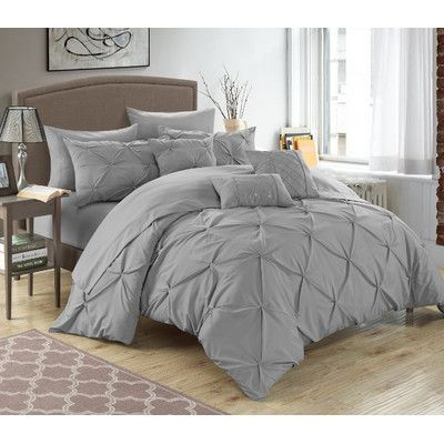 Nice Chic Home Hannah 10 Piece Comforter Set U0026 Reviews | Wayfair