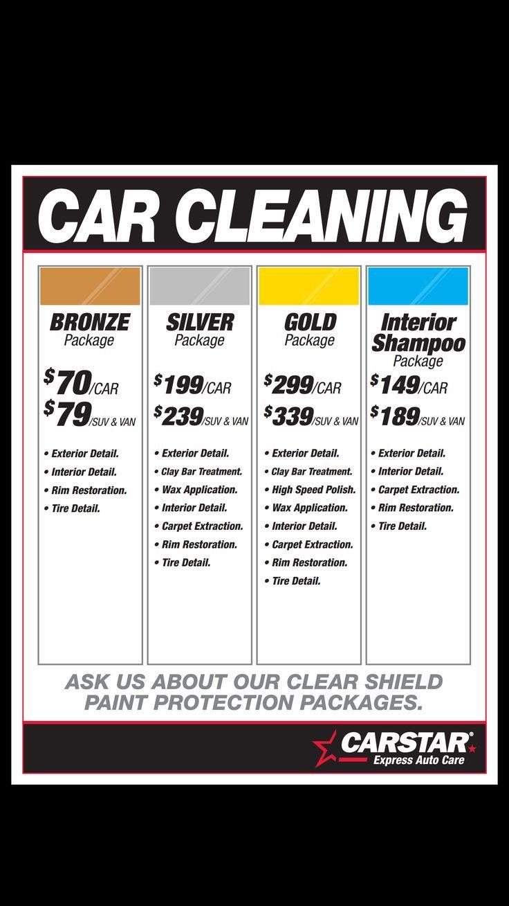 Image result for Car Detail Checklist Car detailing, Car