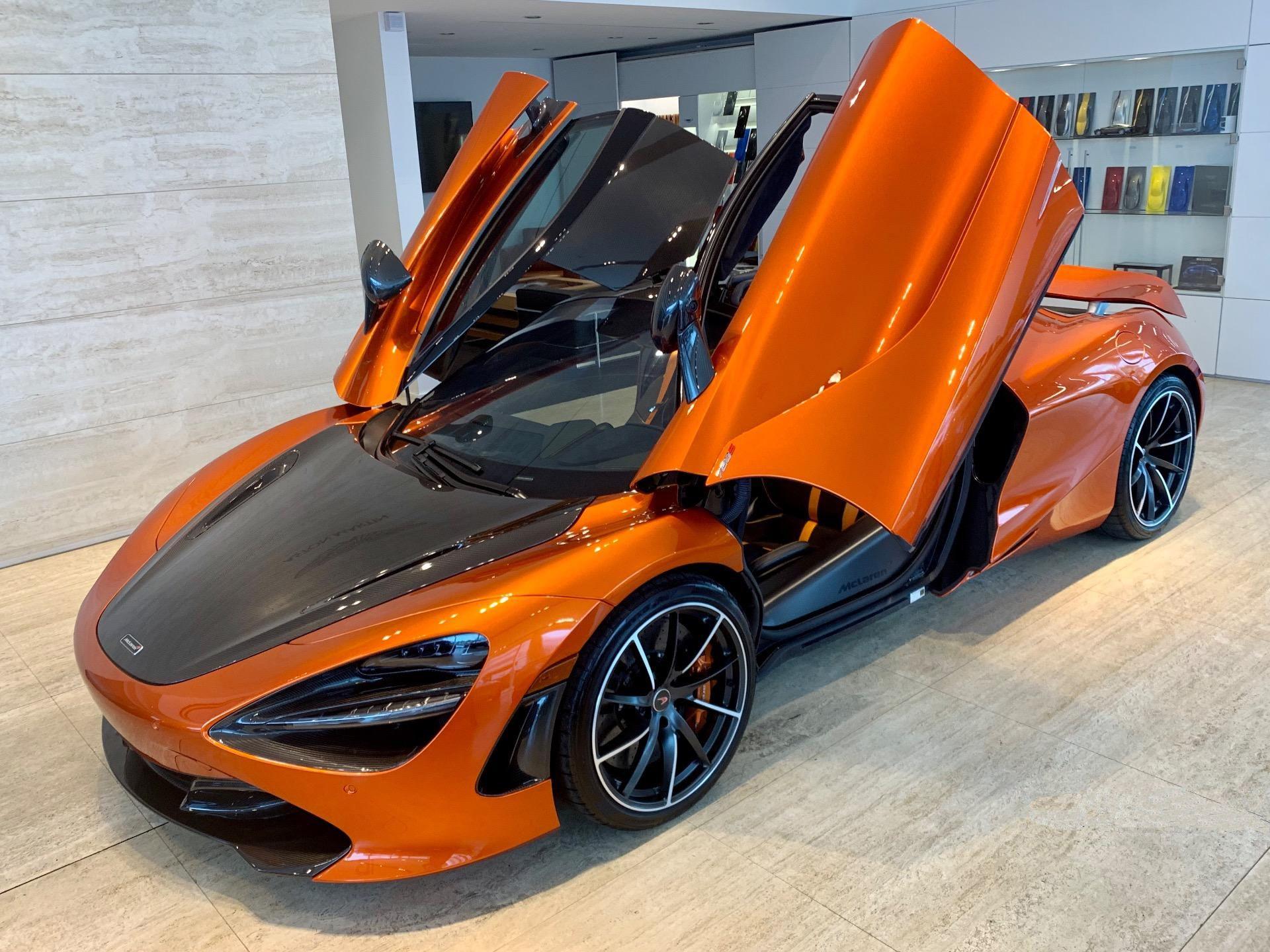 2018 Mclaren 720s Mclaren Super Cars Luxury Cars