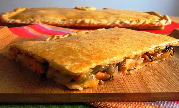 Empanada Gallega De Pollo Empanadas Recipes Food