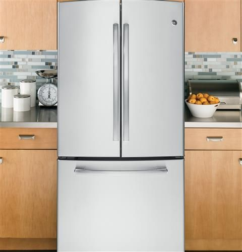 Our Fridge To Be  Home 3  Pinterest  French Door Refrigerator Extraordinary Home Depot Kitchen Doors Decorating Inspiration