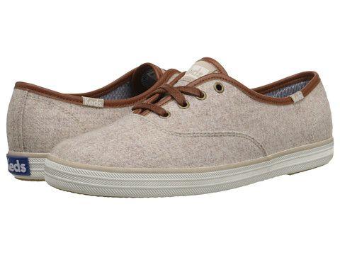 8964532ef9ad4 Keds Champion Wool Oatmeal - 6pm.com Wool Shoes