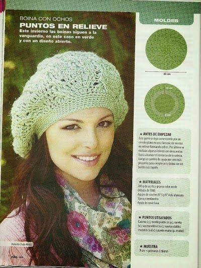 escanear0029.jpg (400×533) | Crochet | Pinterest | Patrones crochet ...