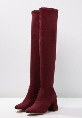 New Look BRIT - Cuissardes - red - ZALANDO.FR