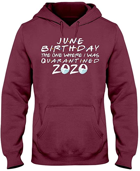 June Birthday 2020 The One Where I was