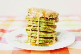 Grønne pannekaker (med spinat)