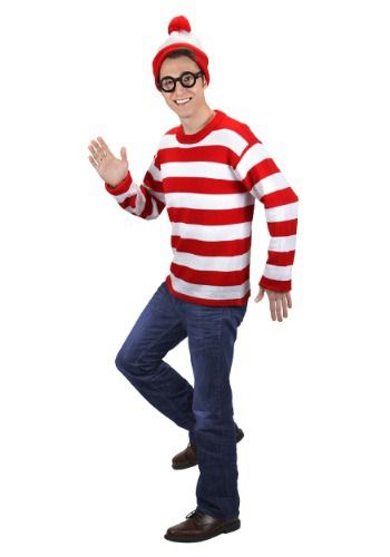 39 Best Where's Waldo and Carmen Sandiego? images | Carmen ...  |Waldo 90s Halloween Costumes For Women