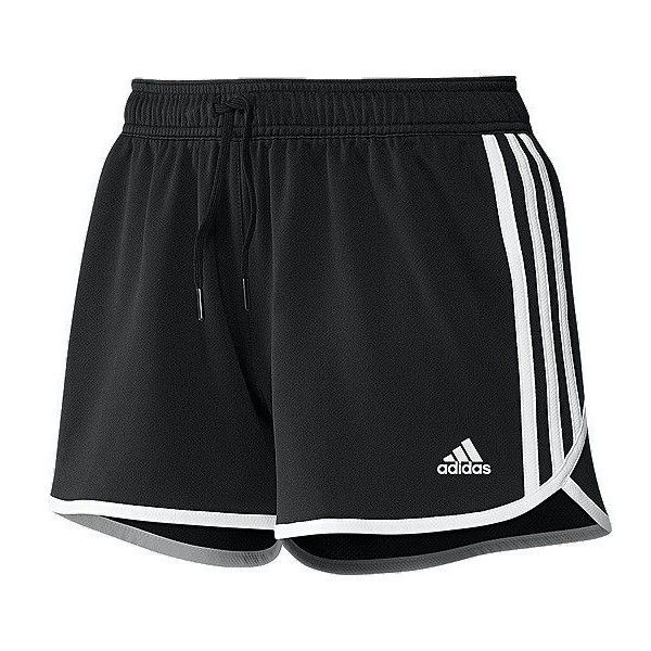 Adidas Shorts Liked On Polyvore Featuring Shorts Adidas And Adidas Shorts Running Shorts Women Adidas Outfit Adidas Women