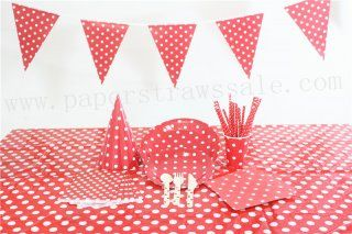 Red Christmas Party Tableware Set Http Www Paperstrawssale Com Red Christmas Party Tableware Set For 20 People P 1180 Html 이미지 포함