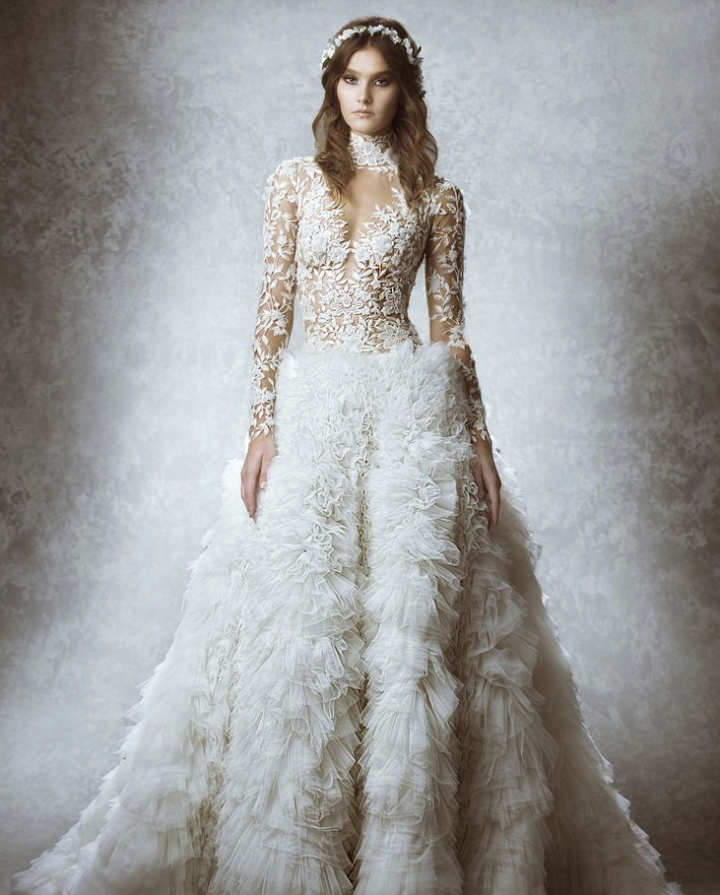 Zuhair Murad Wedding Dresses 2015 Fall