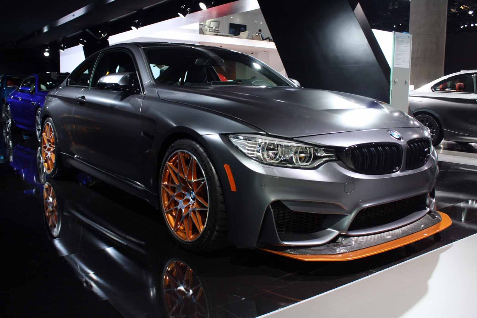 The 2016 BMW M4 GTS BMW Pinterest
