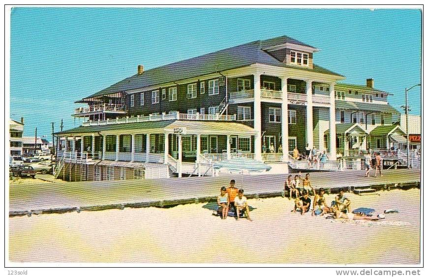 Ocean City Maryland Hotels Md Lankford Hotel Boardwalk 8th