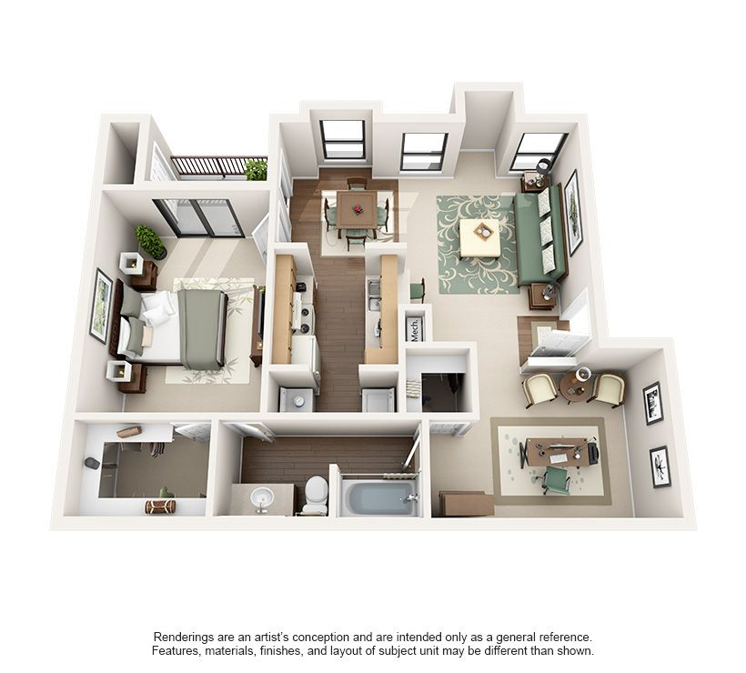 One And Two Bedroom Apartments In Austin Tx Two Bedroom Apartments Bedroom Apartment Two Bedroom
