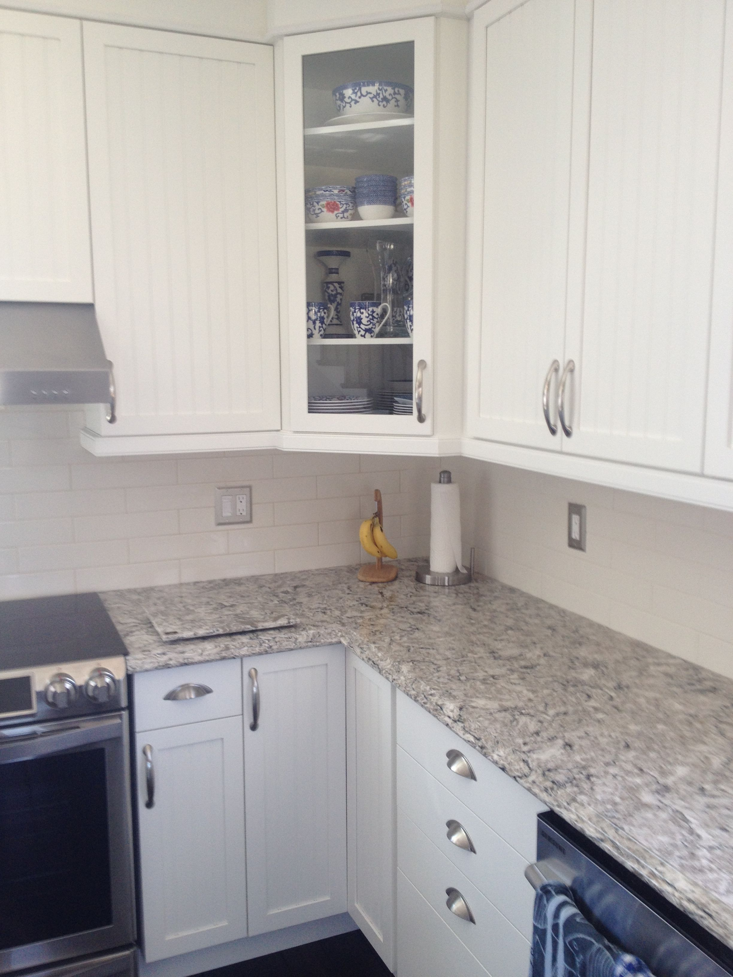 I love our new kitchen i love the cambria bellingham i for New kitchen cabinets