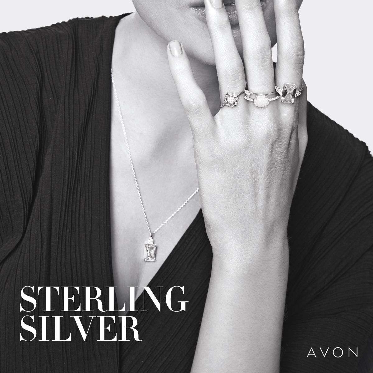 #avonsterlingsilver #jewelry #avonaccessories #avonrep #avonrosalinapiw