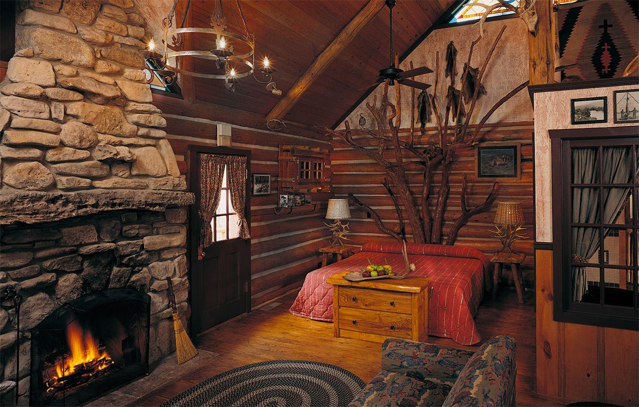 Private One Room Cabin   Branson Missouri Resorts | Big Cedar | Branson  Missouri Vacation Lodging