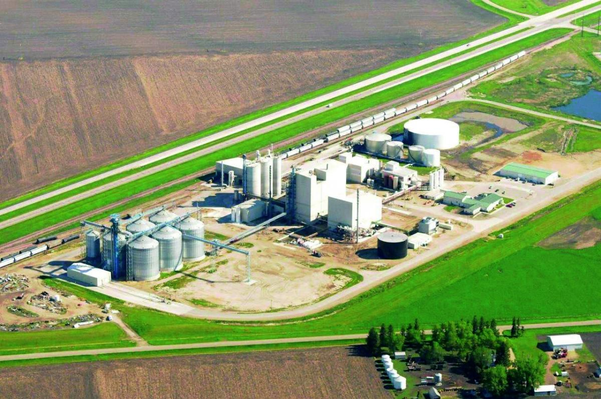Minnesota Soybean Processors: Farmer-owned soybean crushing and biodiesel production in Brewster  Get the full story: http://bit.ly/1IZSLON