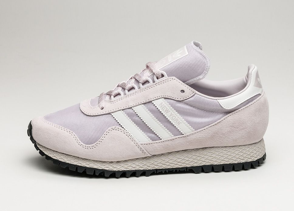 adidas New York (Ice Purple Vintage White Core Black