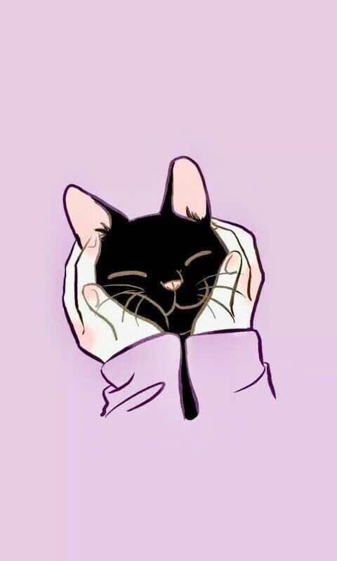 Cute Kitten Kitten Wallpaper Cat Wallpaper Cute Cartoon Wallpapers