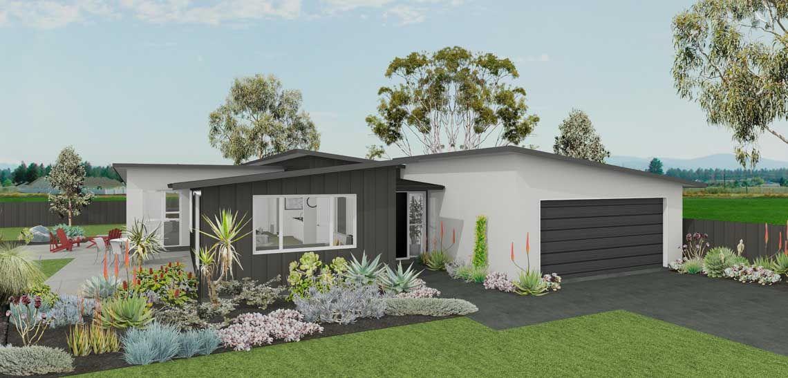 recital 4 bedroom house design landmark homes builders nz new