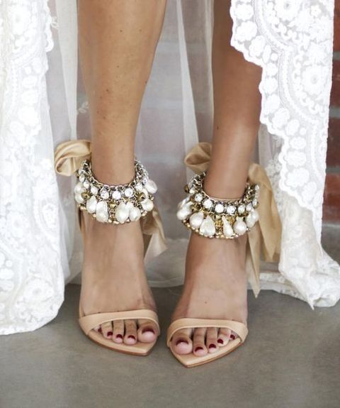 42 Eye Catchy Boho Chic Fall Wedding Ideas Boho Wedding Shoes Bohemian Wedding Shoes Bohemian Shoes