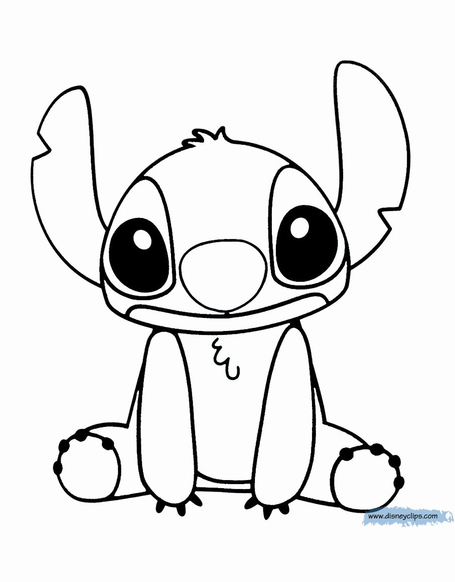 Disney Stitch Coloring Pages Lovely Lilo And Stitch Coloring Pages Tekeningen Disney Figuren Disney Tekenen Disney Stitch