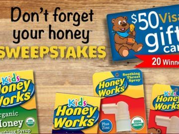 HoneyWorks Don't Your Honey Sweepstakes