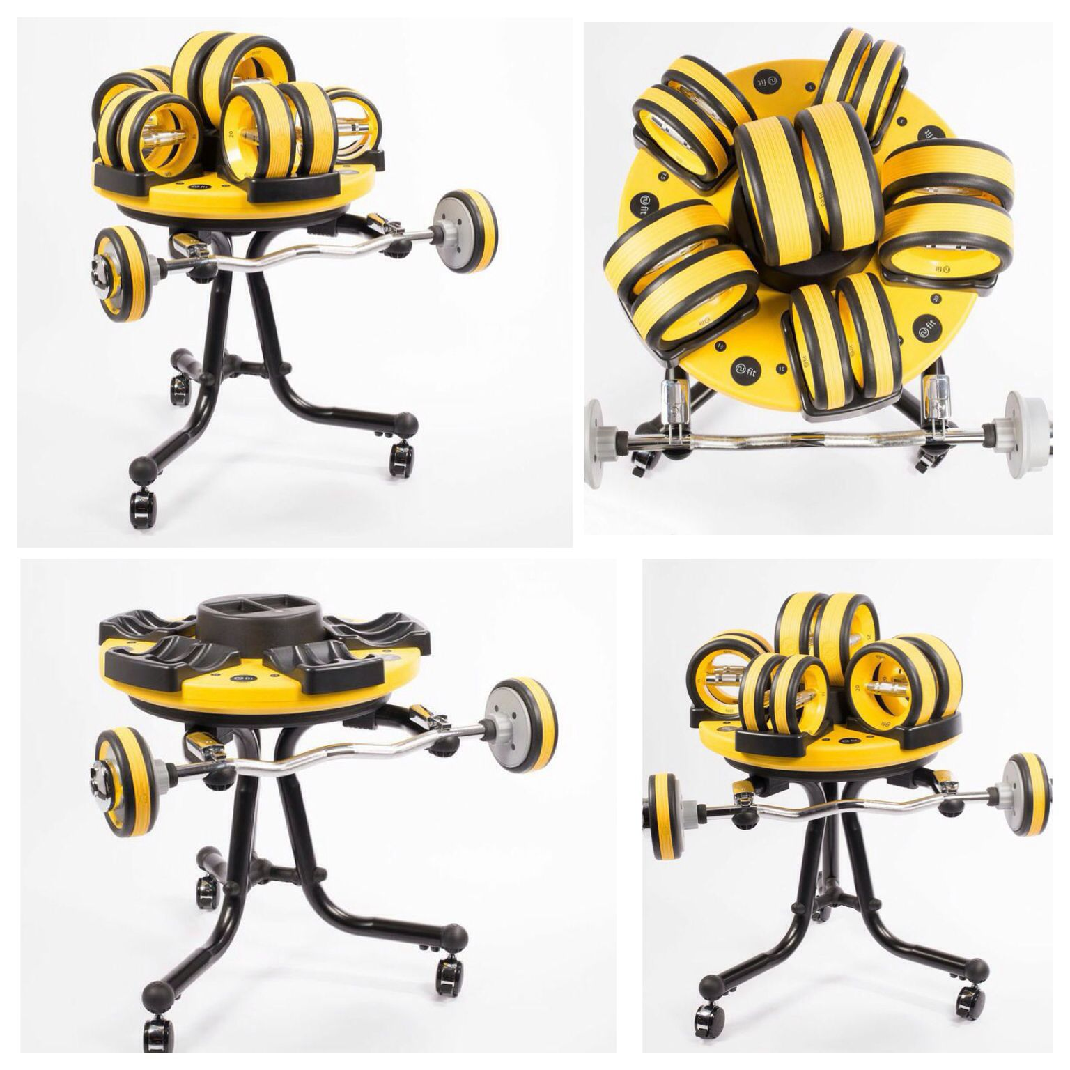 Workout At Your Home, Office And Gym With The Newest