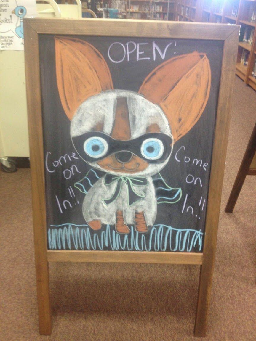 Chalk up a cute chihuahua skippyjon jones skippyjon
