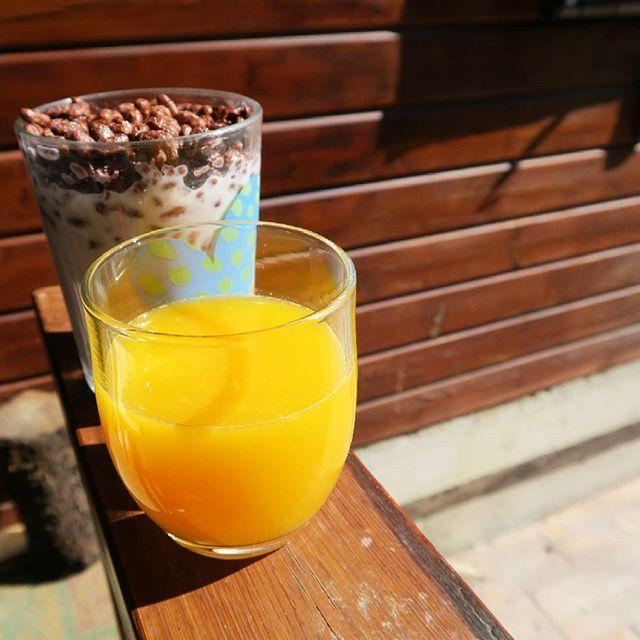 ¡Buenos días! Good morning! Egun on! Bonjour! #365photochallenge #day299 #buenosdias #goodmorning #egunon #bonjour #desayuno #breakfast #letsgetstarted #letsdoit #ohyeah #happyday #happy #sun #sol #feliz #felicidad #happiness #happymonday