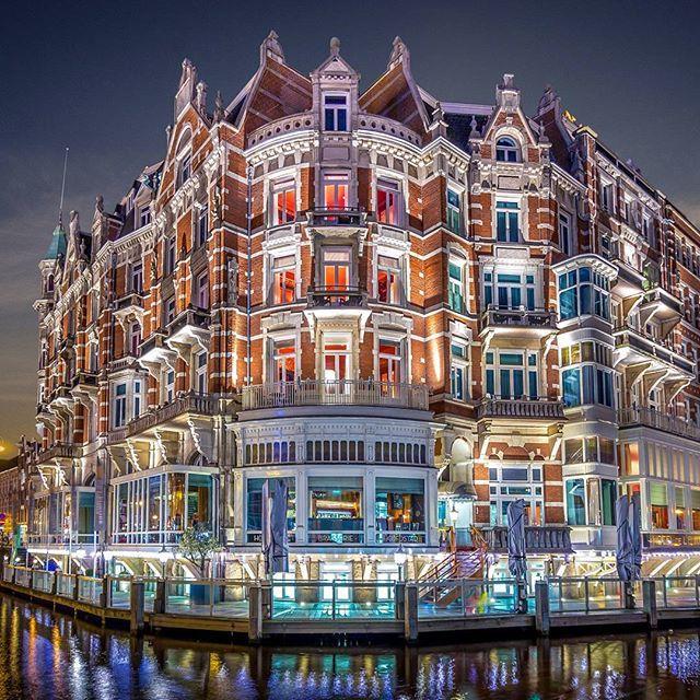 Hotels Resorts On Instagram De L Europe Hotel Amsterdam Deleuropeams Amsterdam Also Referred To As The Amsterdam Hotel Europe Hotels Beautiful Hotels