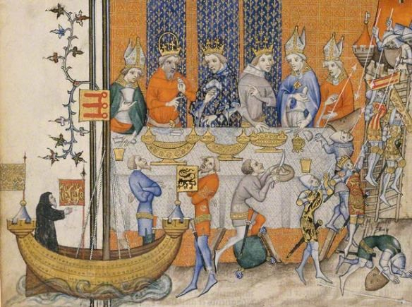 Charles V's feast