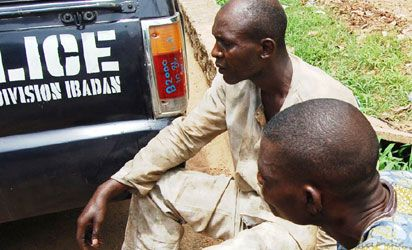 Brothers allegedly behead 12-yr-old boy; caught with human head - Vanguard News http://www.vanguardngr.com/2017/02/brothers-allegedly-behead-12-yr-old-boy-caught-human-head/?utm_campaign=crowdfire&utm_content=crowdfire&utm_medium=social&utm_source=pinterest #thesammybabashow