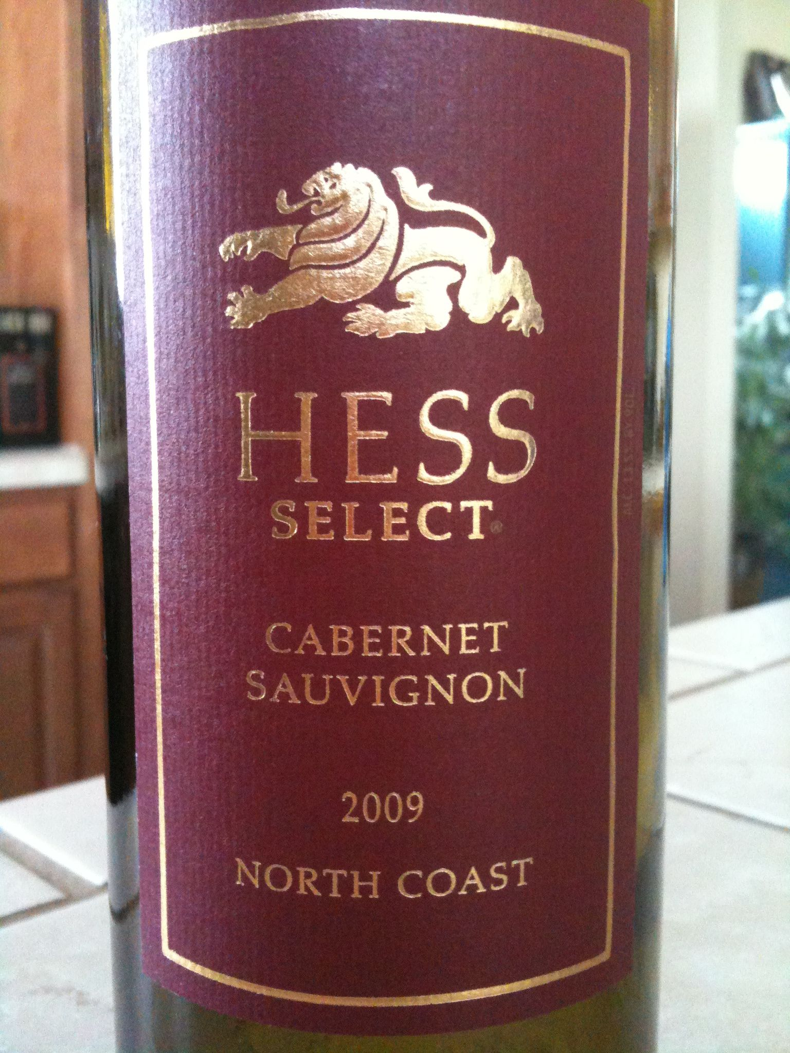 Hess Select Cabernet Sauvignon Very Good Wine Cabernet Sauvignon Wines Sauvignon