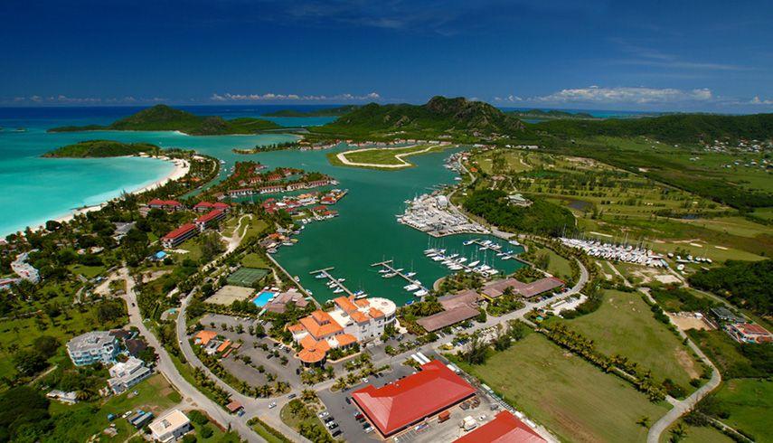 Jolly Harbour Antigua